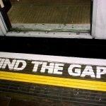 """Mind the (Genomic) gap, please"""